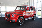 Mercedes-Benz G-Класс AMG Mercedes-AMG G 63 4MATIC